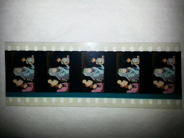 ぼくのフィルムはこれでした 貴音が牡蠣食ったあとのとこだ http://t.co/JP6YHGx9Ji