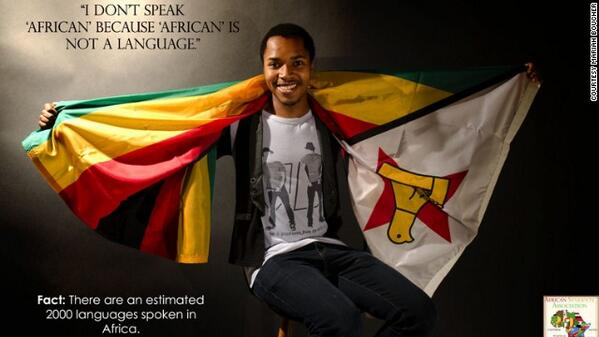 """""""I don't speak 'African'."""" http://t.co/fOQAqs23VR"""