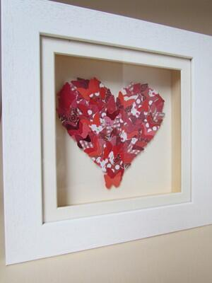 Competition time! Just follow & RT for chance to win this gorgeous red butterfly heart frame worth £20! Ends 6pm 10/2 http://t.co/RtYyCC01EU