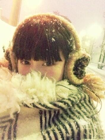私は本格的な雪合戦を終えてきたところでした http://t.co/lK6FAmoPqi
