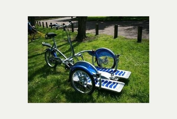 Nicked! An adapted bike used by disabled children in Derby. Any info see link http://t.co/rrAQ5NxmbC Please retweet http://t.co/TpKUjA4L2p