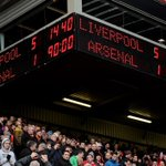RT @LFC: A simply unforgettable afternoon at Anfield... #LFC http://t.co/qWuhpi5qwJ