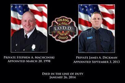 In memory of Local 92 Toledo Fire Fighters #NeverForget #LODD http://t.co/GHV4eFdg9x