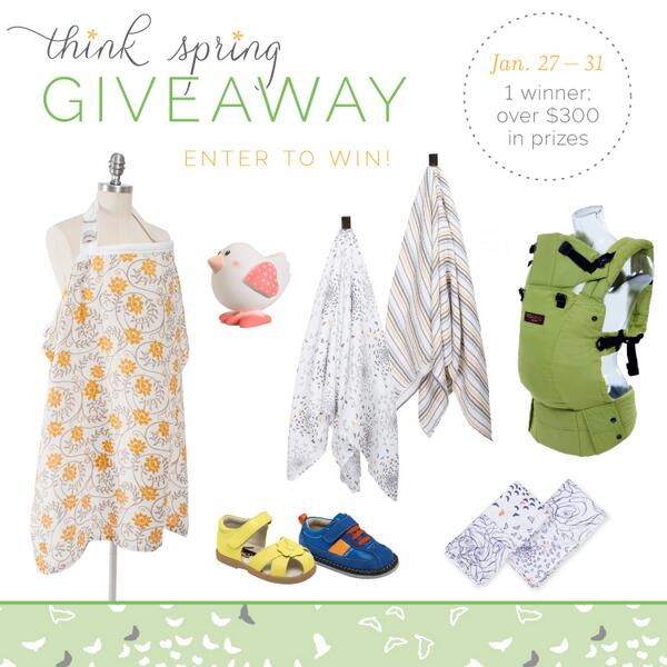 Let's get this week started right! It's #giveaway time! http://t.co/PirbjP0zsY @lillebaby @seekairun @FaVeMom http://t.co/9HU5lxdaNB