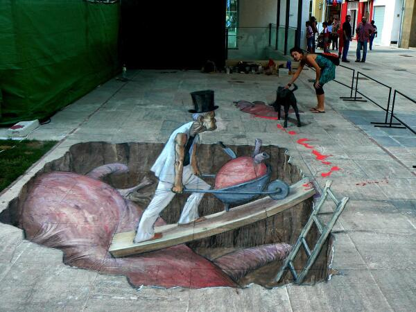 Conoce el arte de Eduardo Relero. #Arte. http://t.co/b2DC5mb1lz