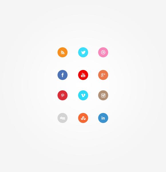 Flat free micro social media icon set http://t.co/9Wn716OgLw http://t.co/ES12LObNHf