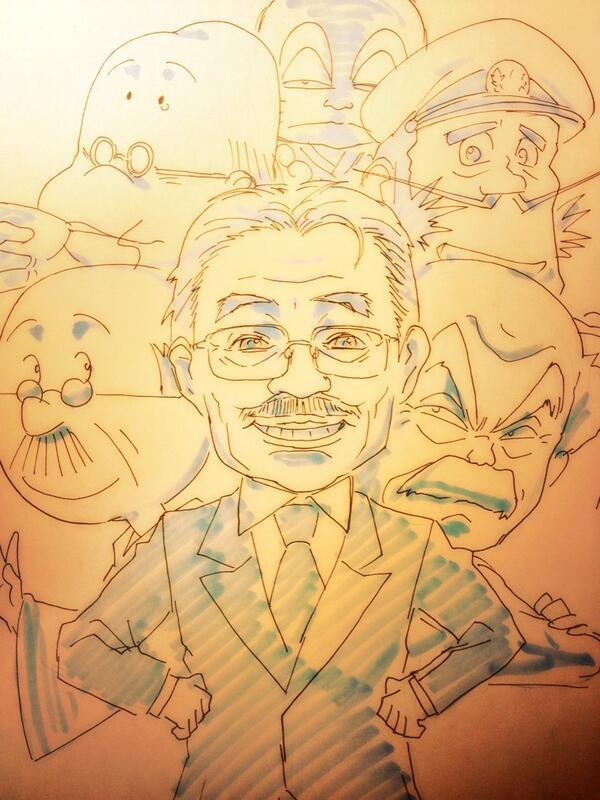 永井一郎様、大好きな声優さんでした、 御冥福を御祈りいたします http://t.co/F8i2suovtl