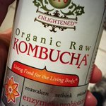 A while ago @sarahkayhoffman tweeted about trying Kombucha if you don't drink. I tried it, been having 1 a day since. http://t.co/6OdoqF965j