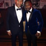 RT @HamiltonAnthony: Last night hanging with @johnlegend at the official Sony Grammy After Party