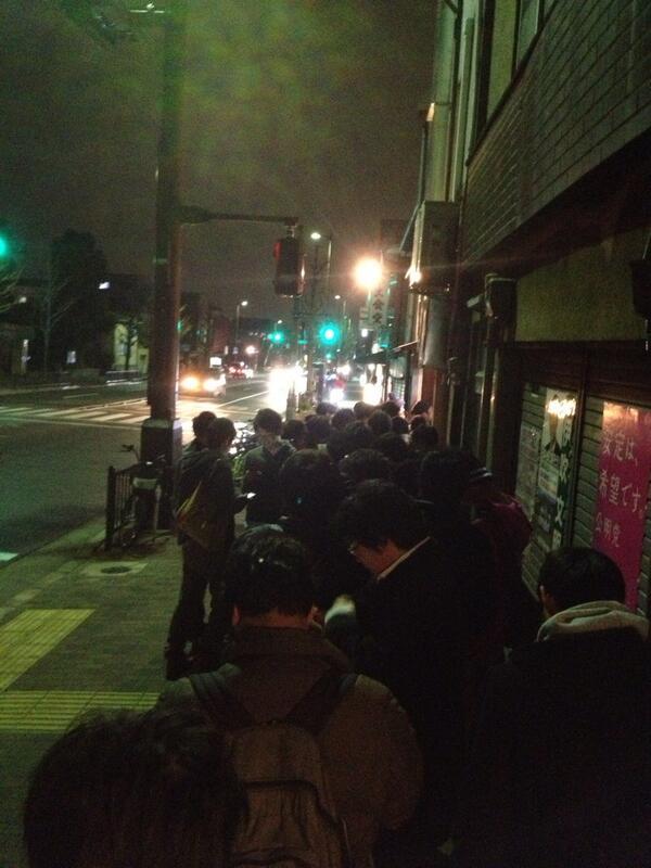 【悲報】同志社大学の近くに二郎系のラーメン屋が出来た結果wwwwww