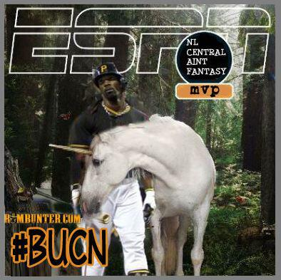 #AndrewMcCutchen the #FaceofMLB has a pet unicorn http://t.co/oZvYKeBypp