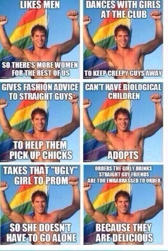 Gay guys rock ... Via @UnofficialMrT http://t.co/MfCs2rwyDE