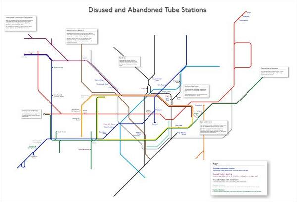 Map of London's ghost Tube stations by @geofftech http://t.co/zVCUs9owv0  http://t.co/o5obps187z via @Londonist