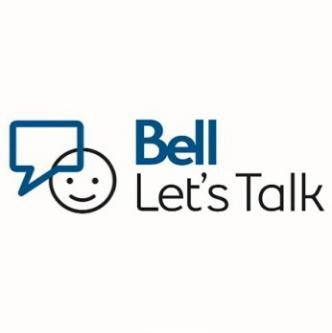 2 in 3 people suffer in silence, 2day more than 500 million people will miss work due to mental illness.#BellLetsTalk http://t.co/EqWC7UFVqX