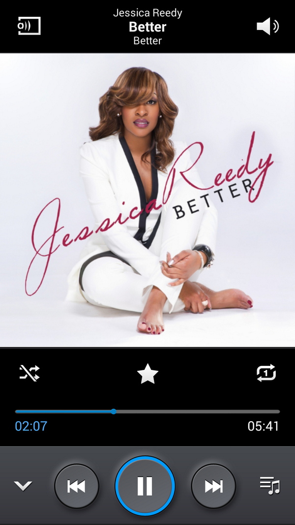 "#NewMusicTuesday @JessicaReedy ""Better"" is just that... Better! Whoosh Download your copy of this anointed single NOW http://t.co/EOOE8Jgs6m"