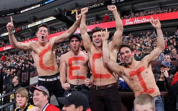 We're glad @Cecer_83 is staying up with the #Sens for the rest of the season! Good work bud! #BellLetsTalk http://t.co/l3IVpmgno4