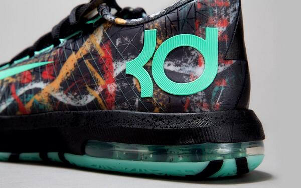 Almost time for All-Star…and the KD VI Illusion #GumboLeague http://t.co/sLcSfUkwjM