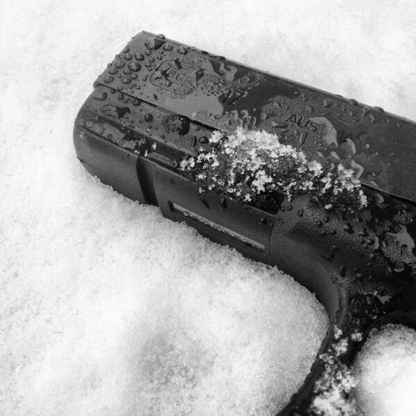 In rain or snow, you can always count on your Glock. Retweet if you agree. #G17 #perfection http://t.co/3dcLpOEr49