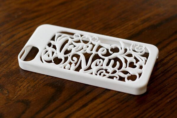 How to create an iPhone case in #PhotoshopCC. #3D Printing http://t.co/Uh6RPbSPJs http://t.co/T6W1n5WCuI