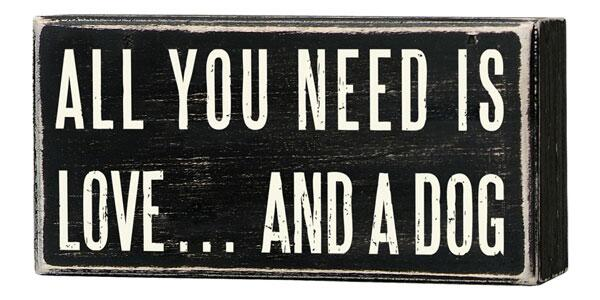 All you need is love… and a dog. #animals http://t.co/60FdI0VWUs