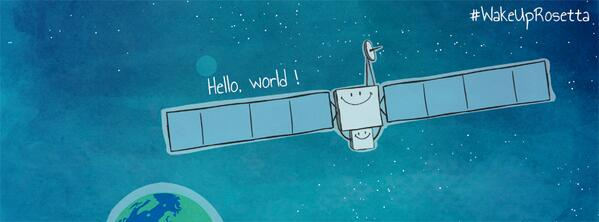 New #Rosetta 'Hello, World!' theme images in PC/Mac, #tablet, #FB, @twitter, #G+ other formats http://t.co/ohPcv0oSmp http://t.co/aFLDldbIQO