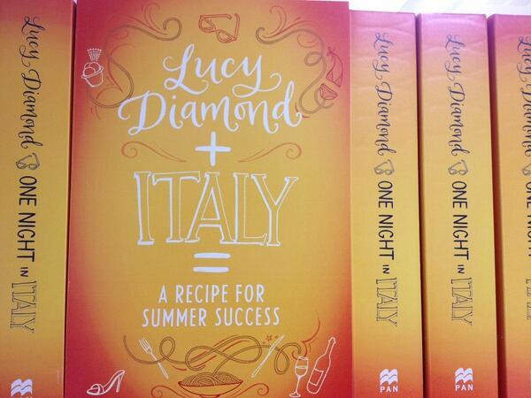 Ooh HELLO lovely new book proofs! #onenightinitaly http://t.co/8SCqJptu0D