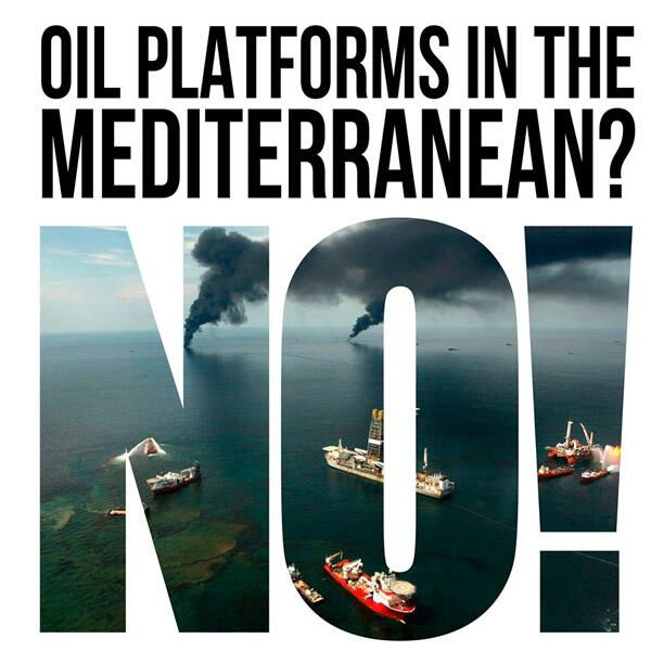 Help keep Ibiza and the Mediterranean free from oil prospecting. Info here via @SpaceIbiza - http://t.co/Yx2HntgtEg http://t.co/u3pYR800ic