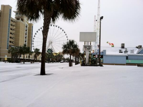 Heather Biance (@heatherbiance): Cool pic! @wmbfnews RT @speedyjames80: Hello from myrtle beach sc http://t.co/qyHAiyAo13