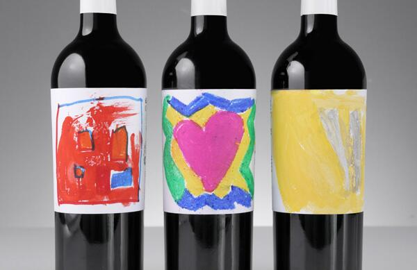 Niños del Priorat dibujan etiquetas de vino para ayudar a otros niños http://t.co/O0Ais6q4Wc #diseño #vino #catalunya http://t.co/hlSztpwNCo