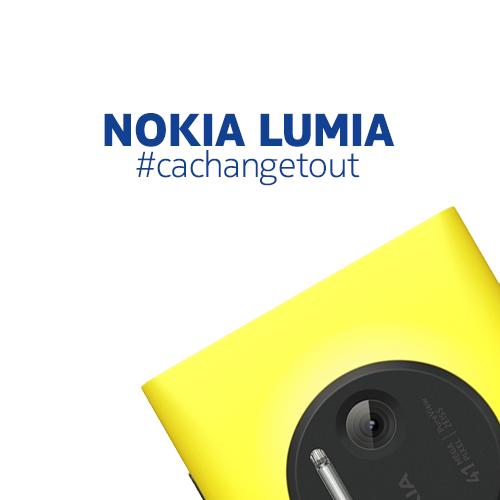 Avoir un Nokia Lumia, #cachangetout ! Suivez @NokiaFrance et RT pour tenter de gagner un Nokia Lumia 1020. http://t.co/nXeBPVaanK