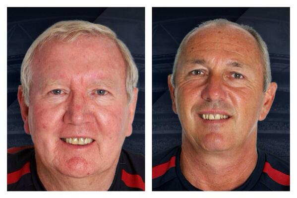 Shout out Roy Massey & Steve Leonard #Afc #Legends