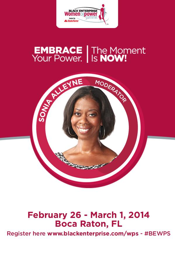 Join me at #BEWPS and #EmbraceYourPower. If not you, who? If not now, when? http://t.co/g1oDMgY3cF