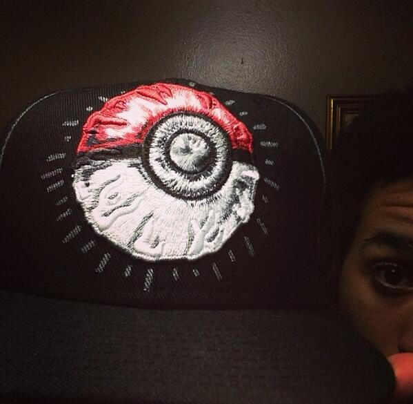 """Gotta Catch Em All !"" @mr_ask1 killed the Create Yr. Own KW New Era. They're still available online and in-stores. http://t.co/3WgTrqgBph"