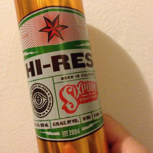 Hi-Res by @sixpoint is everything I hoped it would be. http://t.co/VYaTqQIkdd