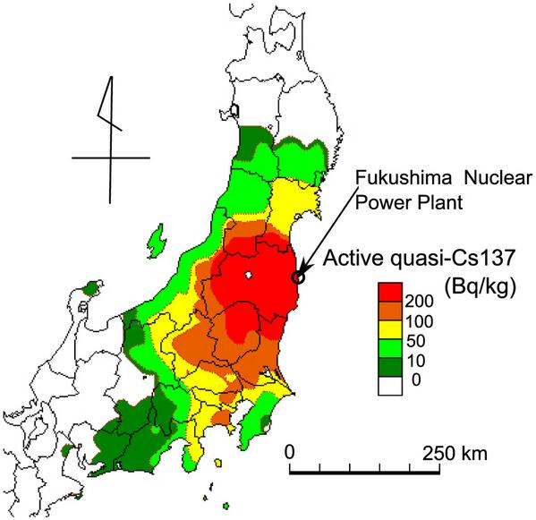 アユの放射性セシウム汚染 汚染は東日本一帯 https://t.co/P9JQ9OCBq4 焼却灰のベクレル Google マップ https://t.co/yD4sNMuBQr RT @cmk2wl: いまからでも東京から避難した方がいい。 手遅れかどうかは、その人の体質次第。