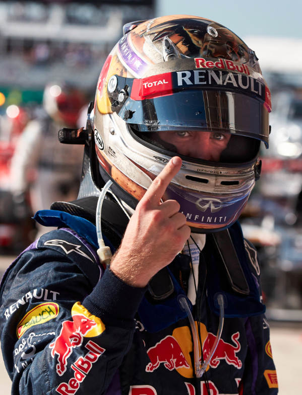 How many flying laps have you done this year, Seb? http://t.co/N4RfldBnTa