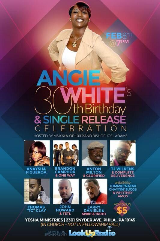 "PHILLY MEET ME!!!""@JohnWHowardETL: Meet us next Saturday in Philly w/ @AnayshaMusic @glorifieda @Clayboy123 and more http://t.co/mZRKxOPoBI"""