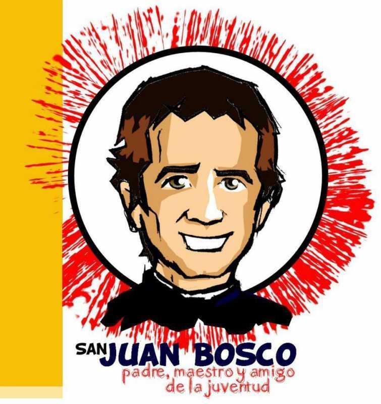 FELIZ DIA DE SAN JUAN BOSCO (PADRE , MAESTRO Y AMIGO DE LA JUVENTUD) @salescordoba @salesiansevilla @lobosdb @sercode http://t.co/5z4rPXFzSG