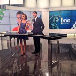 Chillin w my new friend and co-host for the night @EvanLysacek. Watch E! News at 11:30pm tonight! http://t.co/yCf7XURg5F