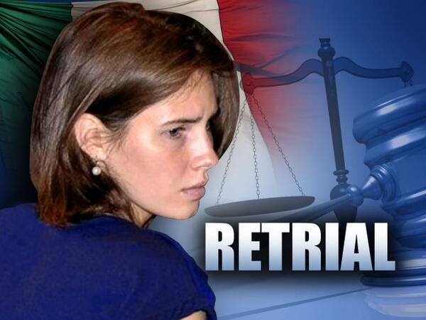 Amanda Knox reacts to the Italian jury that convicted her again in a murder retrial. #Italy http://t.co/suG9DCKczP http://t.co/LUugwavGfB