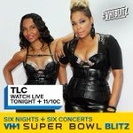 RT @VH1: Don't be a SCRUB! RETWEET if you're watching @OfficialTLC perform LIVE at #VH1Blitz RIGHT NOW + 11/10C on VH1!!