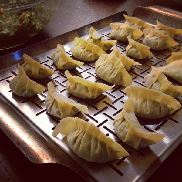 Happy Chinese New Year everyone! #dumplings #chinese http://t.co/DL9ifkuEuq http://t.co/bJByVPMpIX