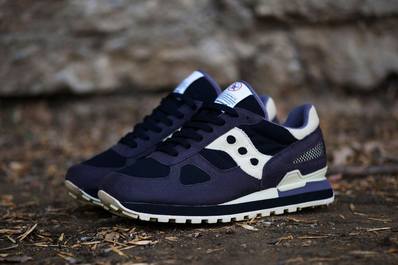 RT @hanonshop Bait x Saucony Shadow Original 'Cruel World'   15th FEB '14 In Store: 10am Remaining Pairs Online: 12pm http://t.co/MAb5t55oN4