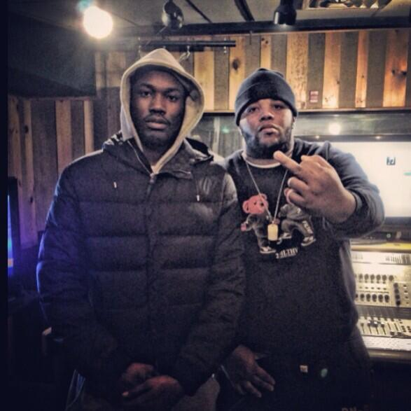 6am in the #ERRoom w/ my Ni**a @Meekmill ---> You Ready ? #TTD | Coming Soon