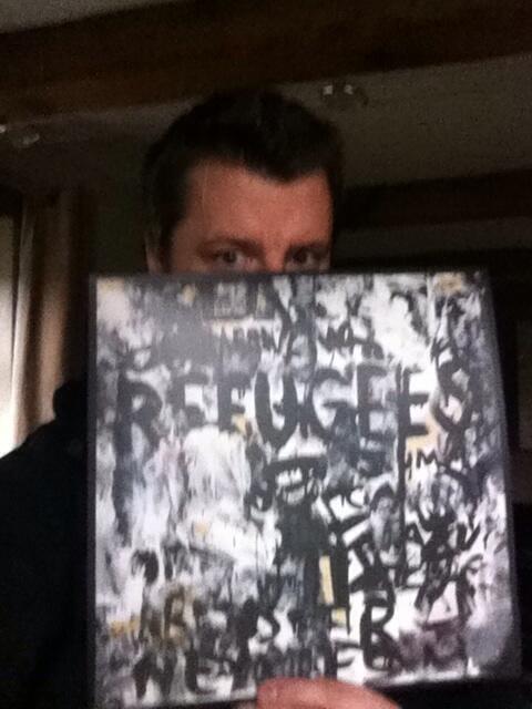 Beautiful vinyl!!! Smells like a classic!! @embrace http://t.co/A4N6AaRkAj