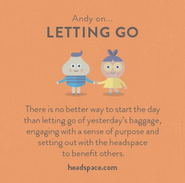Letting go. #headspace http://t.co/iSVKLJTLS1