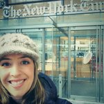 SF bound after an amazing first week @nytimes. My brain feels 3x bigger and I love my kind new colleagues! http://t.co/RKxKIueWFP