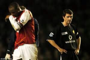 "On this day in 2005 Roy Keane told Patrick Vieira ""I'll see you outside"" #highburytunnel http://t.co/aoQPSmXR4H"