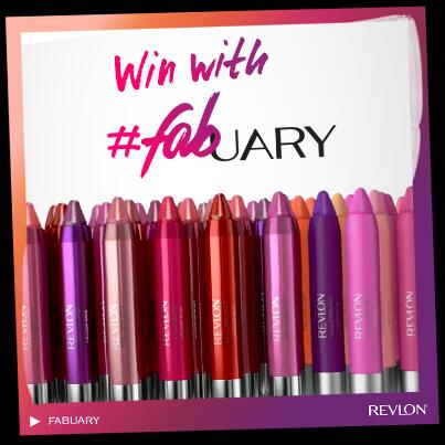 For  today only! You could WIN the whole Colorburst™  Crayon Collection Celebrate #FABuary http://t.co/rmly1ansz4 http://t.co/ZF02tRaVal
