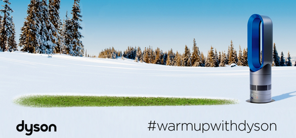 Bored of the cold? FLW & RT this pic by 4pm to #WIN a @Dyson AM05 Hot+Cool http://t.co/1HUR69uTuP #warmupwithdyson http://t.co/mjHgtnCVnU